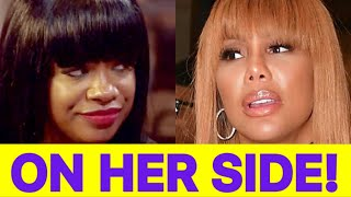 #RHOA NEWS! Kandi Burruss Defends Tamar Braxton As Fans Turn On Her | #BFV