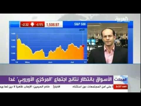 أشرف العايدي على العربية -- 6 فبراير2013 Chart