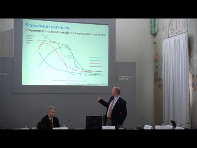 Cities and Ecosystem Services, Functionalities, Susceptibilities and Priorities, Robert McInnes Prt2
