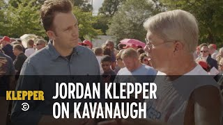 Jordan Klepper Asks Mississippi Trump Supporters About Brett Kavanaugh's Sexual Assault Allegations