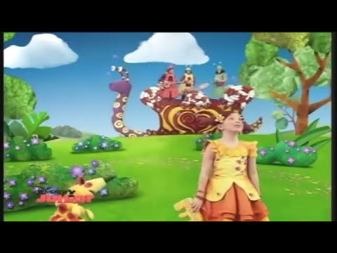 El jardín de Clarilu - La esponja esponjosa.MP4
