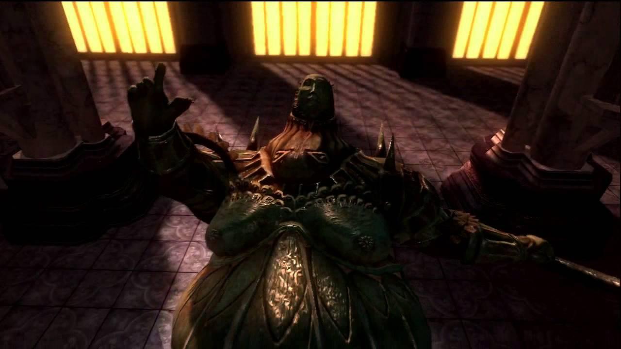 Dark Souls  Mage Build Walkthrough