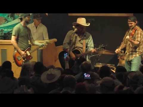 Randy Rogers Band - Buy Myself a Chance LIVE* Alpine, Tx