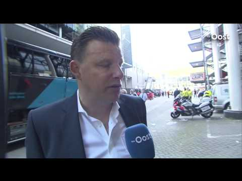 Heracles Almelo grijpt naast play-offs bij kampioen Feyenoord