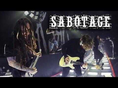 Korn & Slipknot - Sabotage (subtitulado)