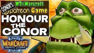 Honour the Conor (Patron Game - September 2016) [Conor]