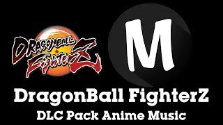 DRAGON BALL FighterZ - DLC Pack Musiques Anime