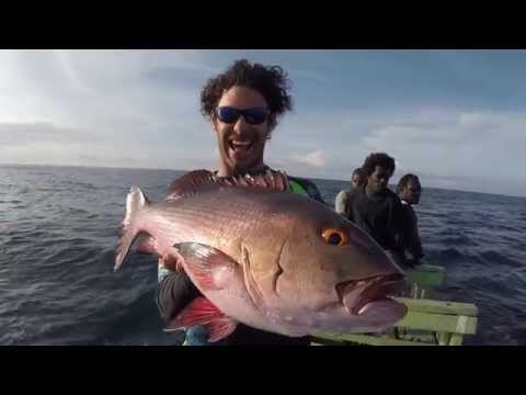 Exploratory Sports Fishing the Solomon Islands