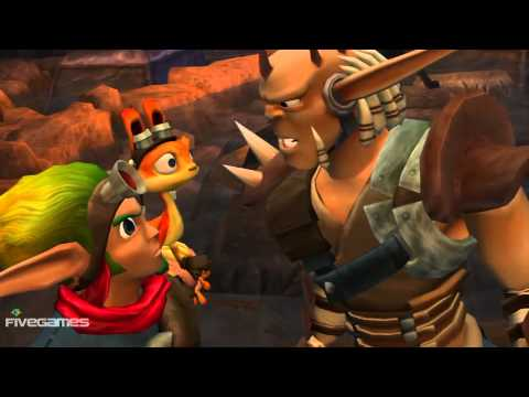 The Jak 3 & Daxter: Trilogy - Starting Game [HD]