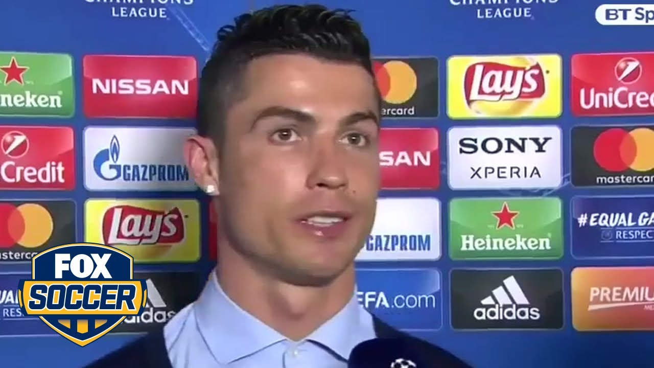 Cristiano Ronaldo talks about his incredible goal vs. Juventus in the Champions League | FOX SOCCER
