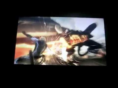 Metal Gear Rising Revengance| Metal Gear Ray Boss Fight