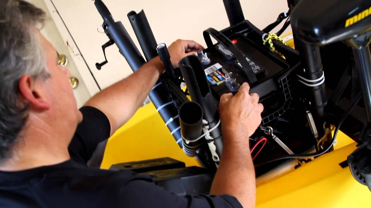 Effectively Easily Install A Trolling Motor To Your