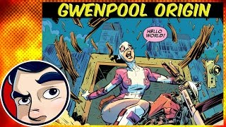 Gwenpool - Origins (Howard the Duck) | Comicstorian