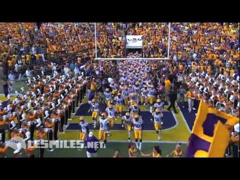 "LSU ""Road to the BCS"" Part 2 [Defy You]"