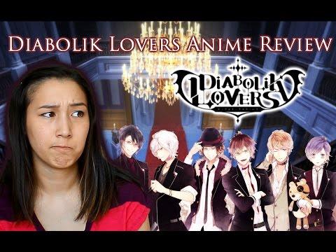 Diabolik Lovers Review-Bryns Fandoms