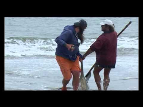 рыбалка на акулу в намибии
