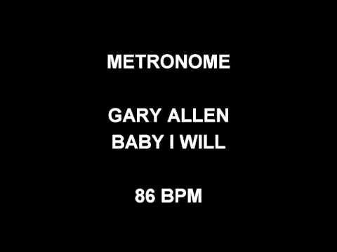 Gary Allan - Baby i Will
