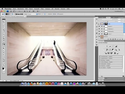 Fotos von Innenarchitektur bearbeiten