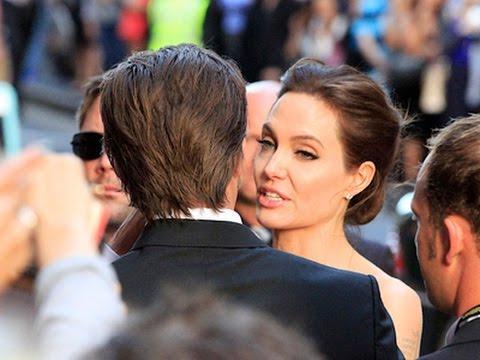 Jolie and Pitt Wow Sydney