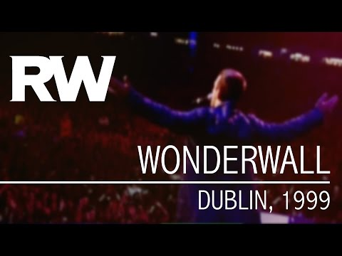 Robbie Williams - Wonderwall