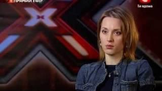 Х-фактор-2 Галаконцерт. Аида Николайчук