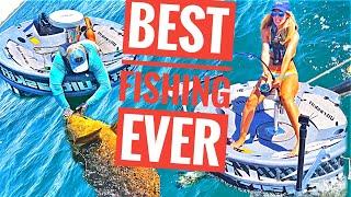 BEST FISHING VIDEO EVER YOUTUBE/ Supreme Fish Challenge ft. Ultraskiff