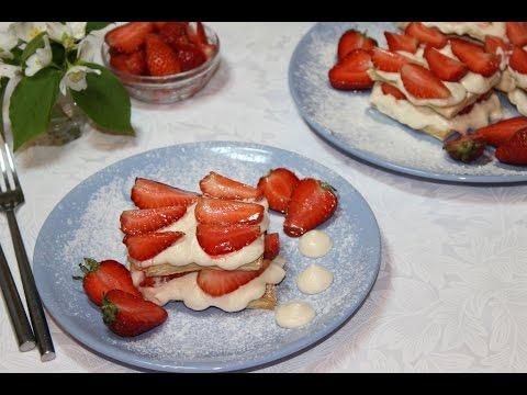 Десерты французской кухни рецепты с фото