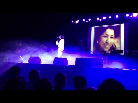 shreya ghoshals tribute to lata asha rafi kishore mukesh geeta...
