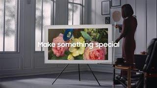 The Frame 2021: Make something special | Samsung