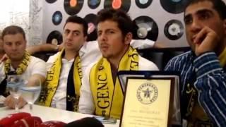 Emre Belözoğlu'ndan GFB üyelerine veda konuşması!