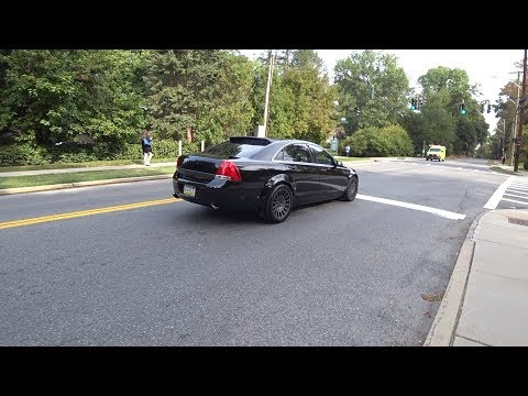 Modified Chevy Caprice PPV Police Car   Zeos Z Reviews   Auto Fanatic