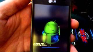 Como aplicar hard reset no LG L7 P705 passo a passo
