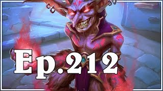 Funny And Lucky Moments - Hearthstone - Ep. 212