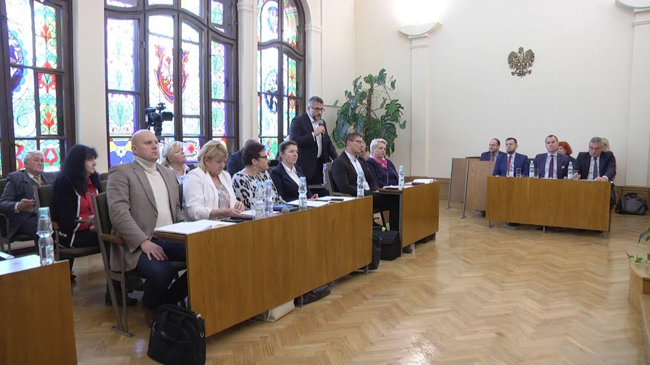 XLII sesja Rady Miejskiej