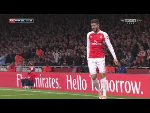Arsenal vs Manchester City full match hd 2015
