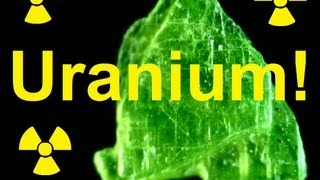 Finding Uranium in Nature