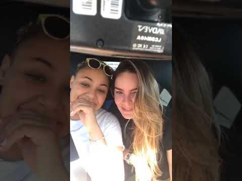 Raven Symone y Belinda Directo Instagram (17/10/17)