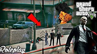 HITMAN • GTA 5 FIVEM ROMANIA