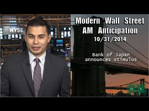 AM Anticipation: Futures rise on data & stimulus in Japan