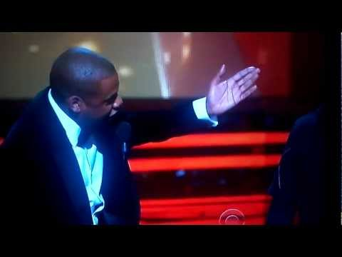Jay-Z Disses The Dream Hat at The Grammy Awards
