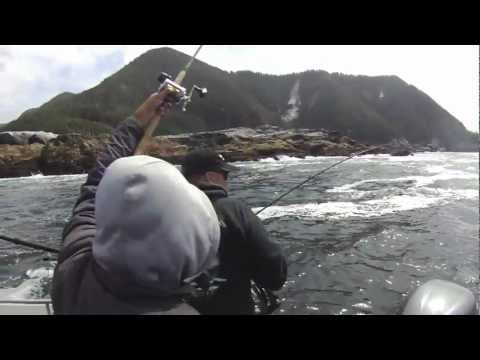 Awesome Alaskan Saltwater Fishing Captured with Contour Video Camera