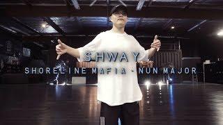 Shway Shoreline Mafia Nun Major Snowglobe Perspective