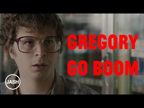 Michael Cera -- Gregory Go Boom -- YouTube Comedy Week
