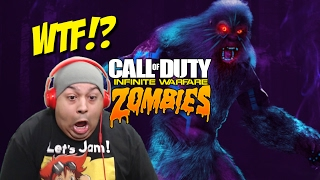 WHAT IN THE F#%K IS THAT!?? [NEW DLC] [COD: INFINITE WARFARE - ZOMBIES]