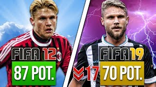 FIFA 12's TOP 10 WONDERKIDS - WHERE ARE THEY NOW?