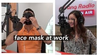 Face Masks While Broadcasting | Arirang Radio #DailyK