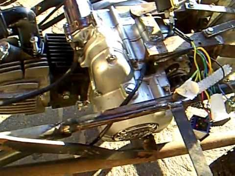 how to make a pit bike quieter