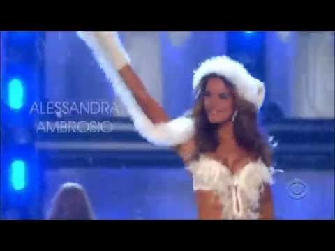 The Victoria's Secret Fashion Show 2006 Winter Wonderland of Glacial Goddesses
