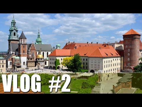Wizyta W Krakowie (Vlog #2)