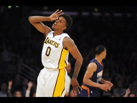 Nick Young Lakers 2015 Season Highlights